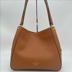 Kate Spade Leila Triple Compartment Should Bag